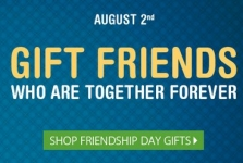 FNP Friendship Day Offers : FNP 2nd August 2015 Offers