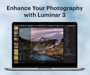 FREE – Luminar 3 Professional Photo Editing Software : Luminar