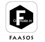 Faasos Referral Code : Sanhbt8 : Free Rs.100 Credits : Faasos Refer and Earn Program