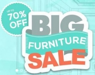 FabFurnish Big Furniture Sale : Upto 70% Off on All Furniture Products
