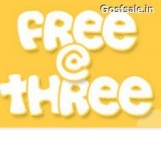 FirstCry Free @ Three : Flat Rs.1000 off ( No Minimum Purchase )