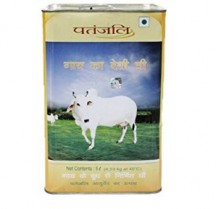 Flat 15% off on Patanjali Cows Ghee 5L @ Rs. 2372 – Amazon