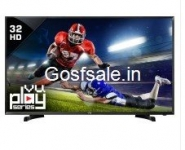 Flat 25% off on Vu 80cm (32) HD Ready LED TV 32K160MREVD @ Rs.11990 : Flipkart