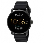 Flat 51% off on Fossil Q Wander Touchscreen Black Silicone Smartwatch @ Rs.9306 – Amazon India