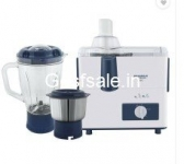 Flat 51% off on Maharaja Whiteline CLEO (JX-115) 450 W Juicer Mixer Grinder @ Rs.1499 – Flipkart