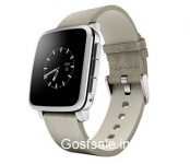 Flat 60% off on Pebble Time Steel Smartwatch Rs. 6400 – Amazon