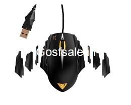 Flat 68% off on Gamdias Erebos GMS7510 Laser Gaming Mouse @ Rs.2553 : Amazon