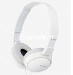 Flat 69% off on SONY MDR-ZX110 On the Ear Headphone White @ Rs.399 – TataCliq