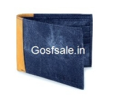 Flat 83% off on Laurels Men's Wallet @ Rs.189 – Amazon India