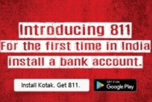 FlipKart 99% off Offer – Flat 99% Kotak Bank Offer – [Kotak 811 Virtual Debit Card]