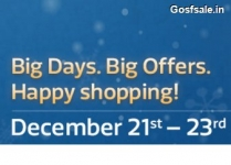 FlipKart Big App Shopping Days : Last Day Offers : Best Offers on Mobiles,Electronics & Fashion