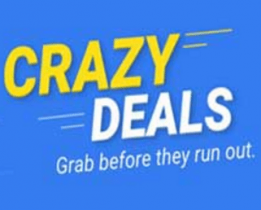FlipKart Crazy Deals – Loot Deals