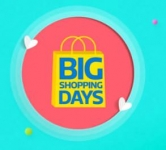 FlipKart Big Shopping Days – Deals on Electronics,Mobiles,Tablets,Camera's,Appliances