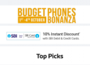 FlipKart Budget Phones Bonanza