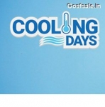 FlipKart Cooling Days : 1-3 May : Upto 50% off + 5% off on  ACs, Refrigerators, Coolers,Water Purifiers & Fans
