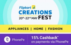 FlipKart Creations Fest