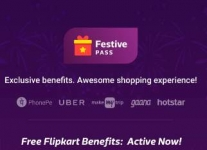 FlipKart Festive Pass