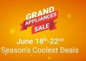 FlipKart Grand Appliances Sale – Father's Day Offers 2017