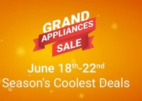 FlipKart Grand Appliances Sale – Father's Day Offers 2017