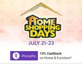 FlipKart Home Shopping Days