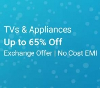 FlipKart Season's Special TVs & Appliances