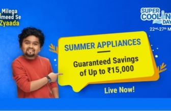 FlipKart Super Cooling Days
