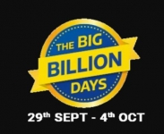 FlipKart The Big Billion Days | 29 Sep – 4 OCt 2019