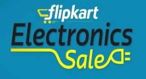 a20c06709 Flipkart Electronics Sale 15th July -17th July - 15th