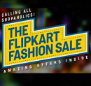 Flipkart Fashion Sale – [3-5 Jan]- 10% Off with HDFC Credit Cards | Upto 80% Off