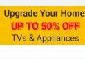Flipkart March Tv Sale : Best of TVs and Appliances