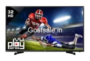 Flipkart Republic Day Sale on Televisions : TVs upto 63% off + 10% Cashback on Rs. 5000 + upto Rs. 20000 off (Exchange)