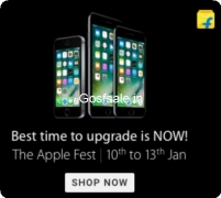 Flipkart The Apple Fest : Flipkart Sale on Apple Products : iPhone Offers on Flipkart