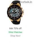 Flipkart Watches Sale : Upto 70% off on Watches – Flipkart Shopping Days