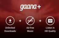 Free 3 month Gaana+ subscription – Gaana Plus ( IIITDGAANA )