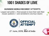 Free Manicure at Colorbar store (Mall of India, Noida) on 2nd June – Free Manicure Offers