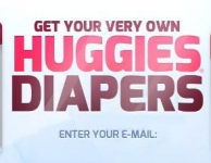 Free Sample : Get Huggies Newborn and Small Size Diapers Sample For Free