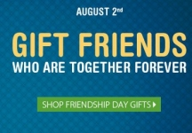 Friendship Day Gifts : Buy Friendship Day Gifts Online : 2nd August 2015
