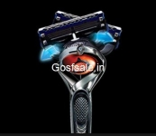 Gillette Flexball Fusion ProGlide Razor Rs. 363 – Amazon