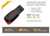 GET 16GB Pendrive For Just Rs.79  – First Order on Ebay – MyFirstTime.in