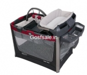 Graco Pack n Play Playard Smart Station Presley Rs. 8550 (HDFC Debit Cards) or Rs. 9000 – Amazon