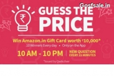 Guess The Price Answers : 10AM – 10PM |18 January Answers | New Question Every 15 Minutes