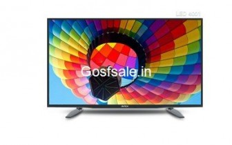 Intex 40″ HD Ready LED TV LED4001 Rs. 15990 (HDFC Debit Cards) or Rs. 16490 – Amazon