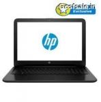HP Laptop 15-AC170TU Rs. 23740 – FlipKart