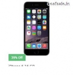 Holi Offer on Apple Iphone 6 16GB @ Rs.31900 – Snapdeal