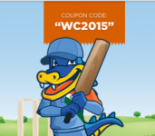 Hostgator India – World Cup Mania : 45% OFF on Shared, Reseller and VPS Hosting Plans