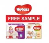 Huggies Diapers Free Sample | Get a Free Sample of Huggies Diapers