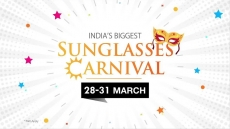 India's Biggest Sunglasses Carnival 28th – 31st March – Lenskart