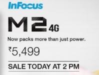 Infocus M2 4G Registration : Infocus M2 4G Rs.5499 – Infocus M2 4G Price In India