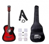 Intern Acoustic Guitar Kit INT-38C Rs. 1890 – Amazon