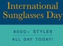 International Sunglasses Day – Great Offers on Sunglasses